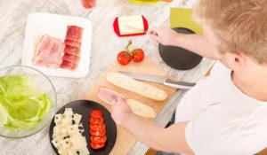 cuisine etudiant